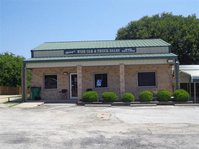 1110 Hovey Street, Bridgeport, TX 76426 (MLS #14384354) :: The Heyl Group at Keller Williams