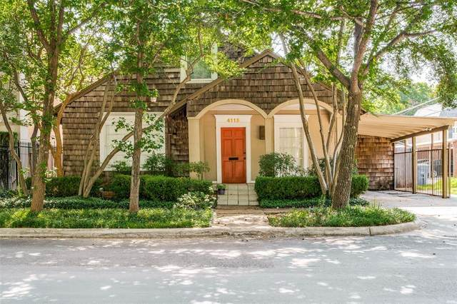 4115 Throckmorton Street, Dallas, TX 75219 (MLS #14384372) :: The Juli Black Team