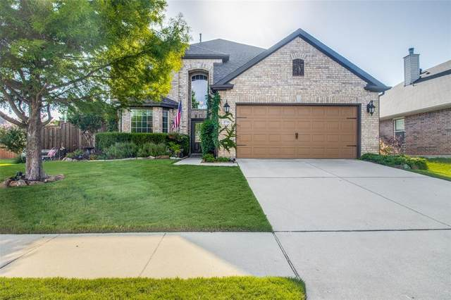 2716 Round Up Trail, Little Elm, TX 75068 (MLS #14384379) :: Tenesha Lusk Realty Group