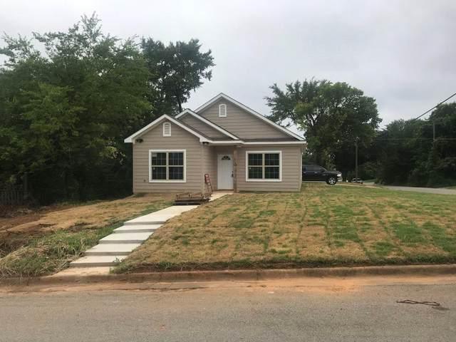 420 W Elm Street, Denison, TX 75020 (MLS #14384390) :: The Heyl Group at Keller Williams