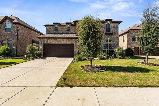 1191 Polo Heights Drive, Frisco, TX 75033 (MLS #14384397) :: The Mauelshagen Group