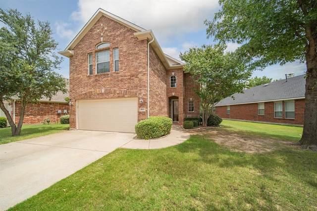 8612 Tyler Drive, Lantana, TX 76226 (MLS #14384417) :: Real Estate By Design
