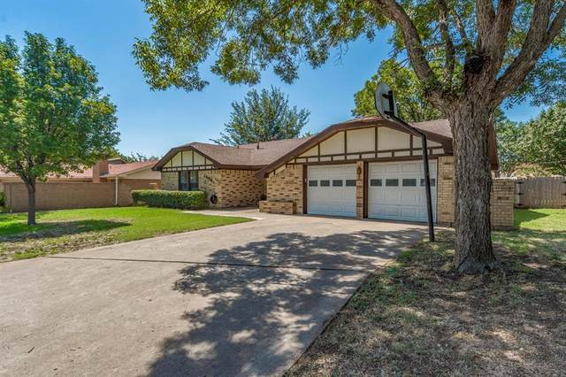 2909 Red Oak Circle, Abilene, TX 79606 (MLS #14384435) :: The Hornburg Real Estate Group