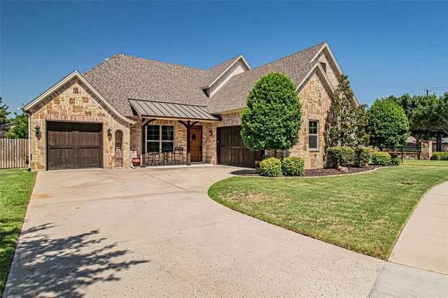 5708 Arbor Gate Lane, Colleyville, TX 76034 (MLS #14384436) :: The Mauelshagen Group
