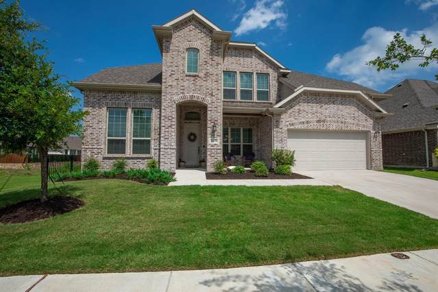 3616 Jersey Road, Melissa, TX 75454 (MLS #14384443) :: The Kimberly Davis Group