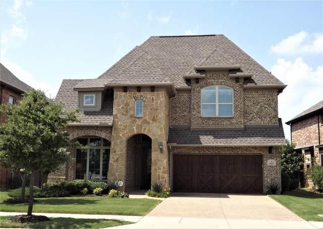 1609 Conner Way, Lantana, TX 76226 (MLS #14384449) :: The Welch Team