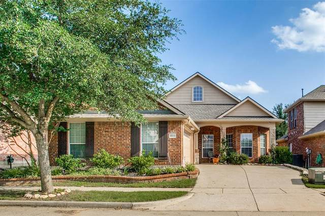 8017 Lonesome Spur Trail, Mckinney, TX 75070 (MLS #14384462) :: The Kimberly Davis Group