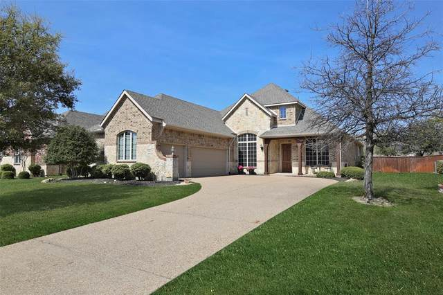 860 Ridgecross Road, Prosper, TX 75078 (MLS #14384465) :: HergGroup Dallas-Fort Worth
