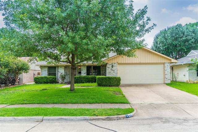 454 Clearfield Drive, Garland, TX 75043 (MLS #14384478) :: All Cities USA Realty