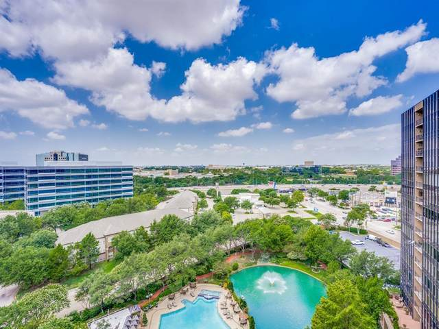 5200 Keller Springs Road #1223, Dallas, TX 75248 (MLS #14384482) :: The Mitchell Group