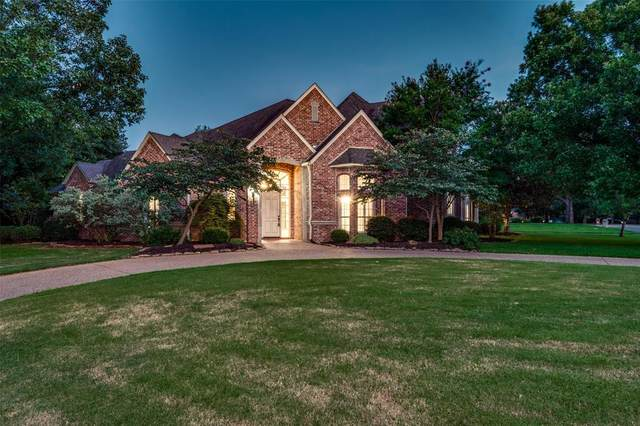 1307 Northridge Drive, Southlake, TX 76092 (MLS #14384483) :: The Paula Jones Team | RE/MAX of Abilene