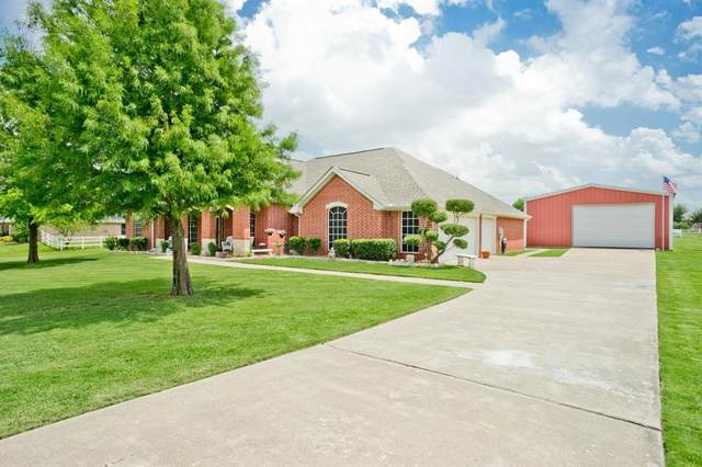 1916 Highland Springs Drive, Haslet, TX 76052 (MLS #14384484) :: The Good Home Team