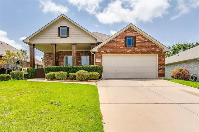 1106 Thicket Drive, Mansfield, TX 76063 (MLS #14384487) :: Tenesha Lusk Realty Group