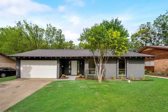 1301 Tahoe Drive, Lewisville, TX 75067 (MLS #14384489) :: Post Oak Realty