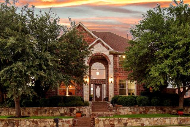 5501 Blazing Star Road, Frisco, TX 75036 (MLS #14384508) :: All Cities USA Realty
