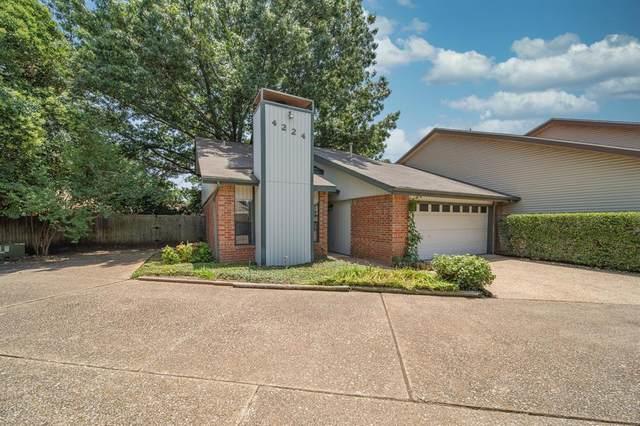 4224 Gayle Court, Flower Mound, TX 75028 (MLS #14384509) :: Post Oak Realty