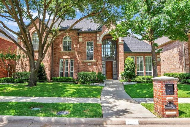 5115 Scarborough Lane, Dallas, TX 75287 (MLS #14384513) :: Team Hodnett