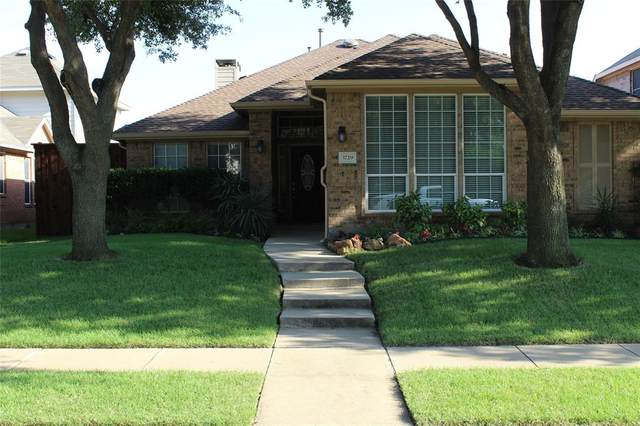 3729 Cottonwood Springs Drive, The Colony, TX 75056 (MLS #14384516) :: The Chad Smith Team