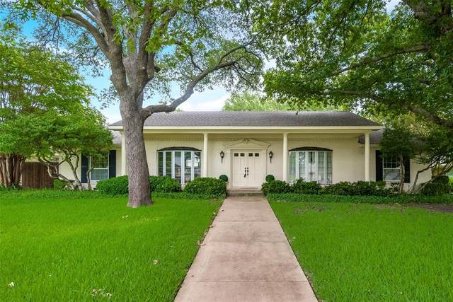 2516 Little Creek Drive, Richardson, TX 75080 (MLS #14384518) :: The Rhodes Team