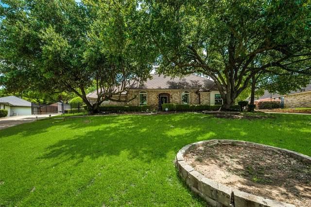 3713 Brentwood Court, Colleyville, TX 76034 (MLS #14384523) :: The Mauelshagen Group