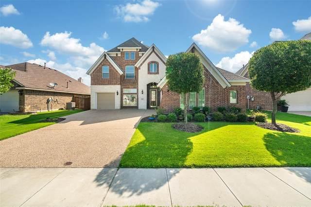 7224 Bucanero, Grand Prairie, TX 75054 (MLS #14384527) :: The Hornburg Real Estate Group