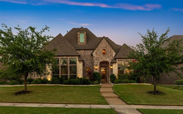 900 Jessica Lane, Prosper, TX 75078 (MLS #14384530) :: HergGroup Dallas-Fort Worth