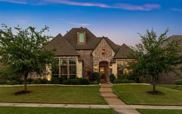 900 Jessica Lane, Prosper, TX 75078 (MLS #14384530) :: Hargrove Realty Group