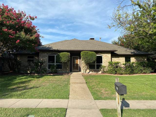 3100 Country Place Drive, Plano, TX 75075 (MLS #14384534) :: The Rhodes Team