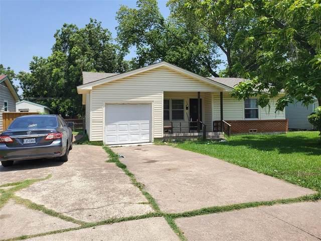 309 E Daugherty Drive, Garland, TX 75041 (MLS #14384544) :: Team Tiller