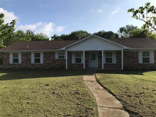 709 W State Street, Groesbeck, TX 76642 (MLS #14384553) :: Justin Bassett Realty