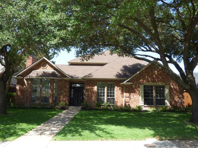 4520 Creekmeadow Drive, Dallas, TX 75287 (MLS #14384563) :: Team Hodnett