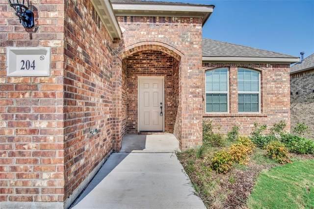 204 Flower Ridge Drive, Fort Worth, TX 76108 (MLS #14384564) :: Team Tiller