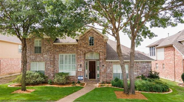 2014 Midhurst Drive, Allen, TX 75013 (MLS #14384575) :: Baldree Home Team