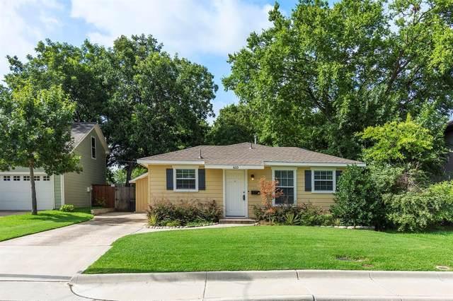 610 E Texas Street, Grapevine, TX 76051 (MLS #14384581) :: Frankie Arthur Real Estate