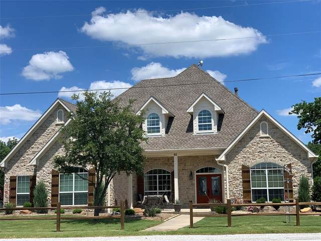 65 Rocky Point Drive, Gainesville, TX 76240 (MLS #14384601) :: NewHomePrograms.com LLC