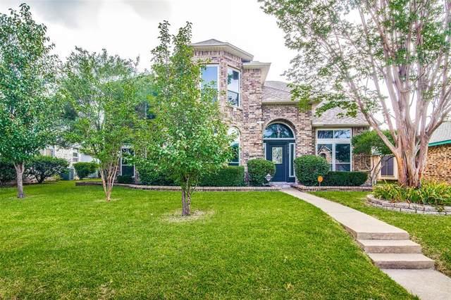 7005 Jack Franzen Drive, Garland, TX 75043 (MLS #14384603) :: All Cities USA Realty