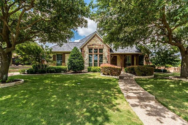 4300 Clifton Lane, Mckinney, TX 75072 (MLS #14384614) :: The Good Home Team