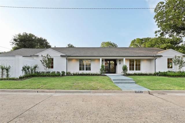 6803 Robin Road, Dallas, TX 75209 (MLS #14384633) :: All Cities USA Realty