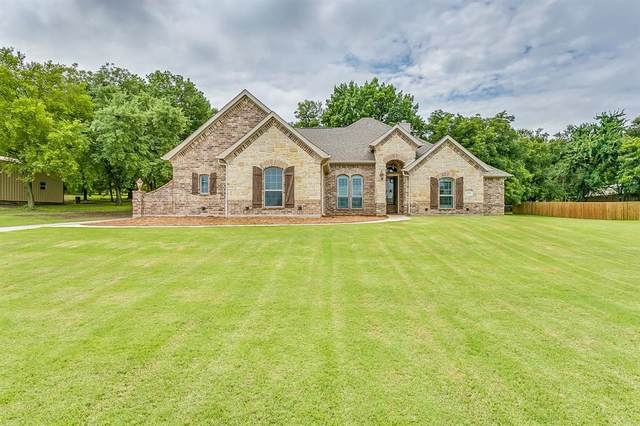128 Imperial Mammoth Valley Lane, Weatherford, TX 76085 (MLS #14384639) :: Trinity Premier Properties