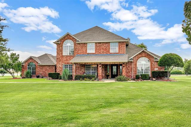 285 Rising Sun Road, Lucas, TX 75002 (MLS #14384641) :: The Daniel Team