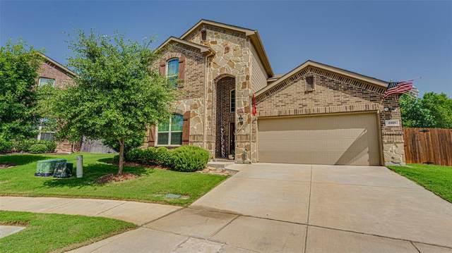 8101 Black Hills Trail, Aubrey, TX 76227 (MLS #14384650) :: Frankie Arthur Real Estate