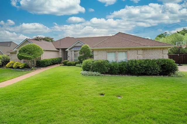 2621 Bierstadt Drive, Highland Village, TX 75077 (MLS #14384672) :: Justin Bassett Realty