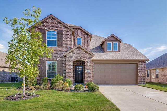 1608 Sweet Water Road, Wylie, TX 75098 (MLS #14384682) :: The Chad Smith Team