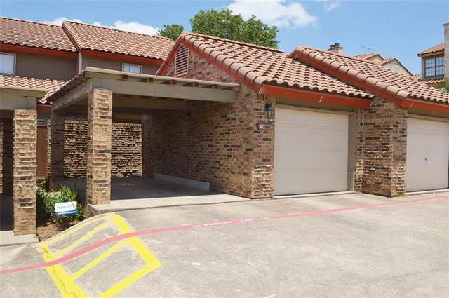 6516 Hickock Drive 9C, Fort Worth, TX 76116 (MLS #14384684) :: Results Property Group