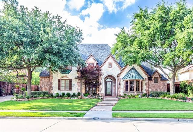 5217 Lakecreek Court, Plano, TX 75093 (MLS #14384686) :: NewHomePrograms.com LLC