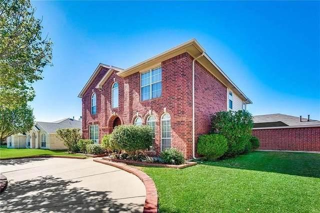 1139 Hidden Ridge Drive, Mesquite, TX 75181 (MLS #14384688) :: The Heyl Group at Keller Williams