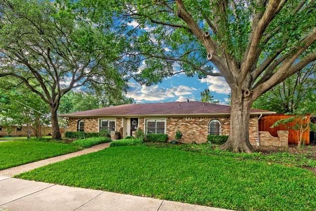 2200 Heather Hill Lane, Plano, TX 75075 (MLS #14384691) :: Tenesha Lusk Realty Group