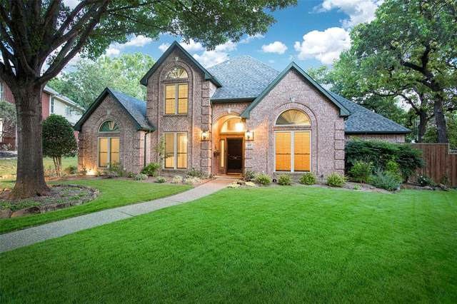 109 Cedar Crest Court, Coppell, TX 75019 (MLS #14384692) :: All Cities USA Realty