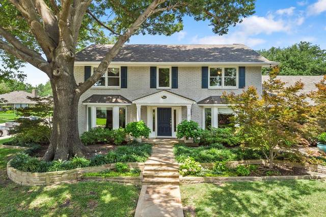 7612 Arborgate Street, Dallas, TX 75231 (MLS #14384693) :: The Mauelshagen Group