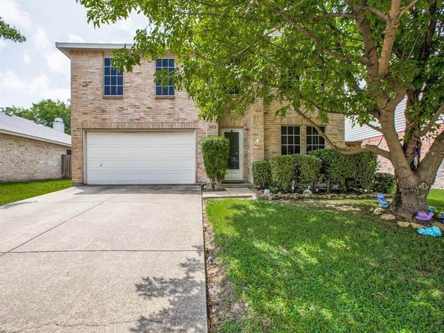 6056 Crescenzio Drive, Grand Prairie, TX 75052 (MLS #14384694) :: All Cities USA Realty